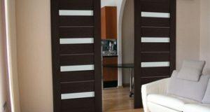 Раздвижные межкомнатные двери: особенности выбора