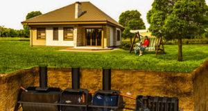 Виды автономной канализации для частных строений