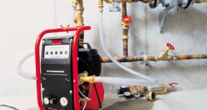 Для каких целей нужно промывать отопительные системы