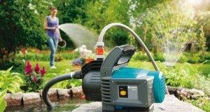 Особенности и положительные характеристики использования насосов для полива огорода