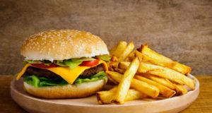 Возникновение бургеров