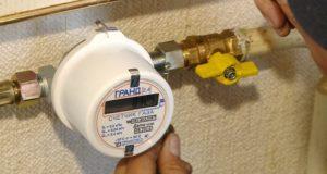 Монтаж счетчиков и газового оборудования на объектах