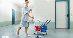 Что входит в генеральную уборку офисов