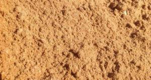 Особенности применения карьерного песка при составлении штукатурных смесей