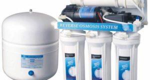 Особенности очистки воды системой обратного осмоса