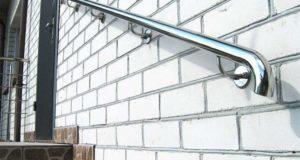 Преимущественные характеристики поручней из нержавеющей стали