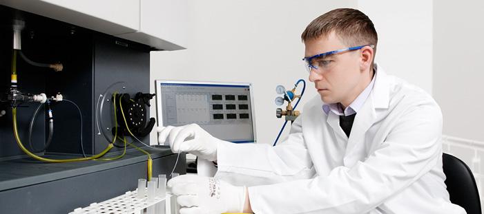 Лаборатория «Диамас» - максимально точный анализ масла