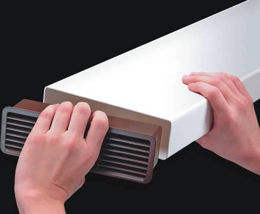 Технология производства прямоугольных воздуховодов из пластика