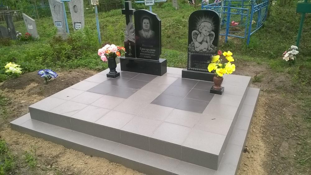 Качественное и долговечное надгробие – какое оно?