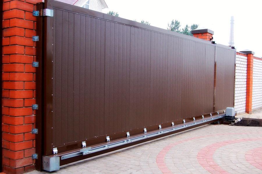 В чем преимущества автоматических откатных ворот предлагаемых «Ворота в Заокском»