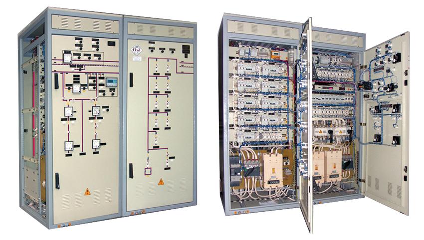 Основная функция щитов переменного тока в промышленности и быту
