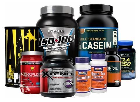 СпортЗнаток- большое разнообразие препаратов спортивного питания