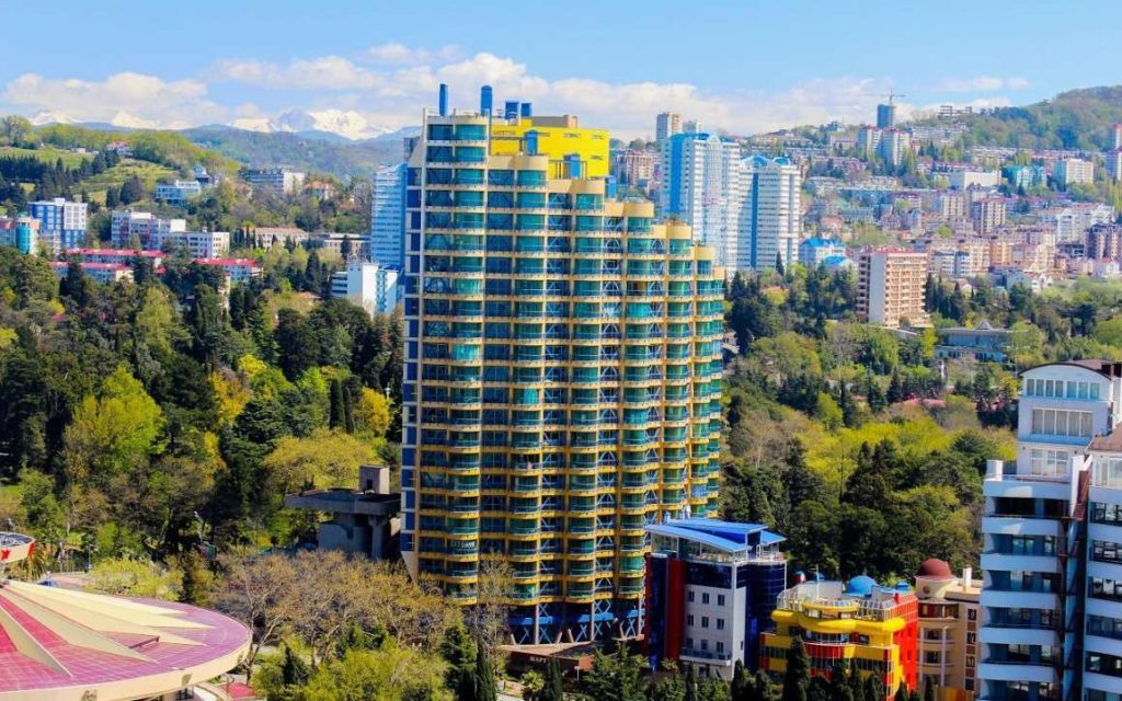 Элитные жилые комплексы в Сочи – высочайший уровень комфорта по приемлемым ценам