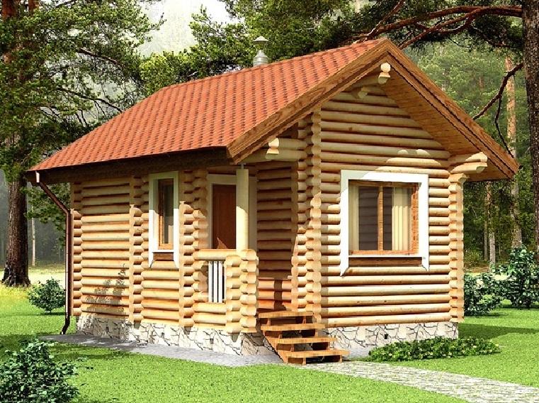 Деревянные бани в Краснодаре