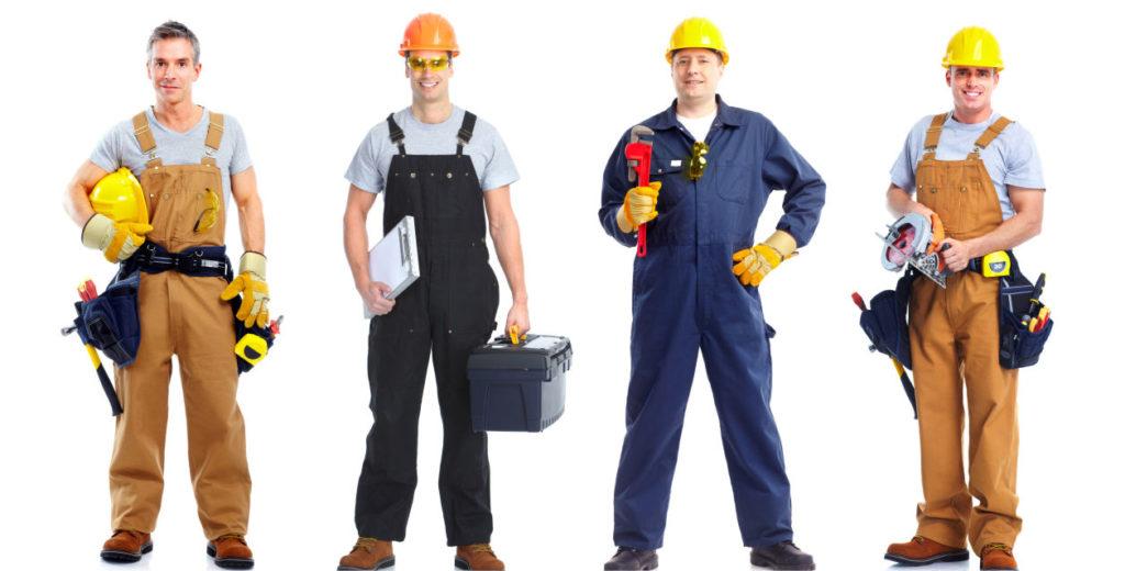Рабочая одежда для электрика