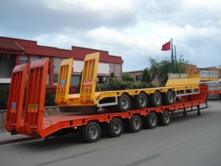 Как осуществляются негабаритные перевозки грузов