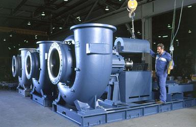Как не ошибиться при выборе промышленного насоса для воды