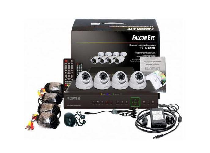 «Домофон» - надежные системы и комплекты видеонаблюдения