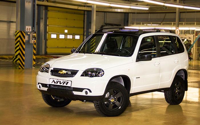 Car-Mania – тест-драйв Chevrolet Niva LE+