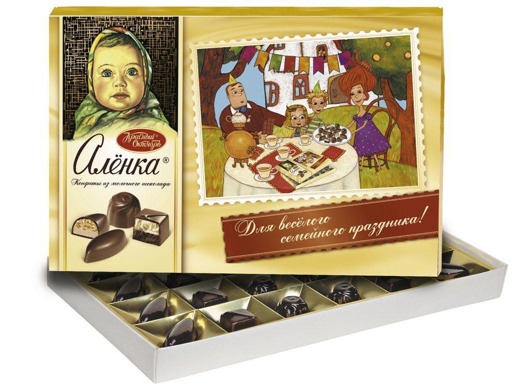Аленка – большой выбор конфет, шоколадок и батончиков
