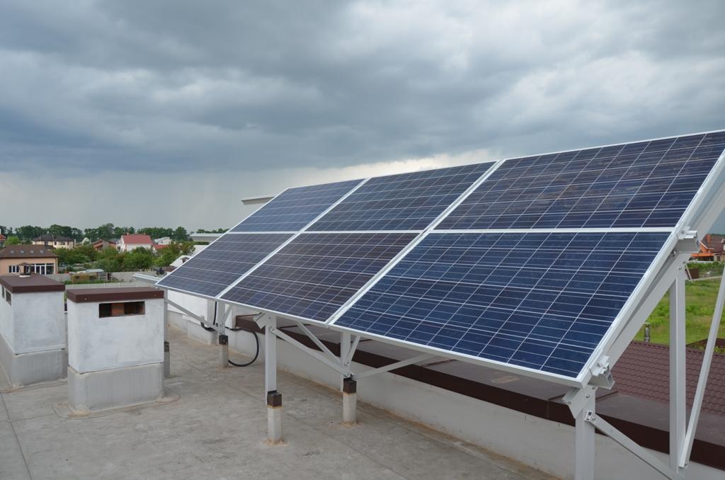солнечные батареи, компания UTEM SOLAR