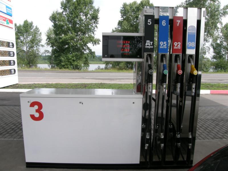 Топливораздаточные колонки, резервуары АЗС, их производство и обслуживание в компании Айрон-Системс.