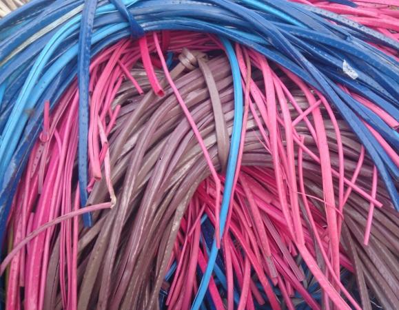 Отходы кабельного ПВХ – сырье для новых изделий