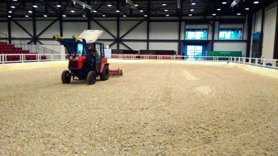 Значение высокого качества еврогрунта для конного спорта