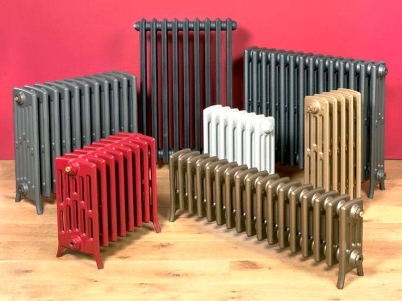 Как выбрать радиаторы отопления правильно
