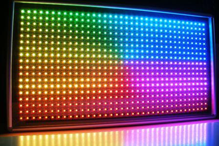 Светодиодные экраны как эффективный инструмент рекламы