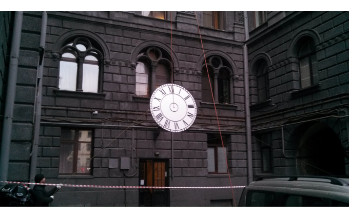 Тех.Бюро – надежные башенные часы производства Canonico-Italia