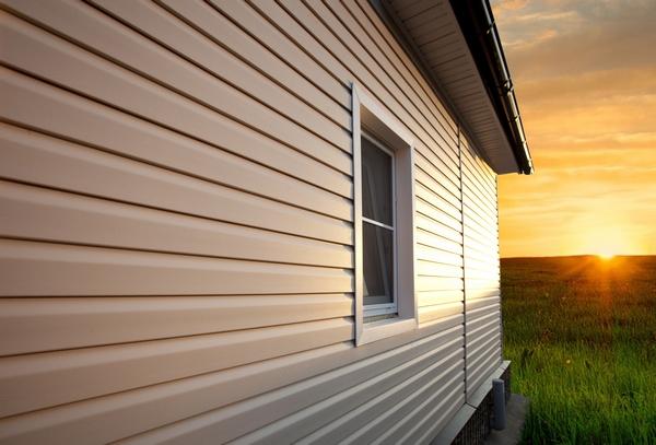 Фасадный сайдинг – один из лучших видов наружной отделки помещений