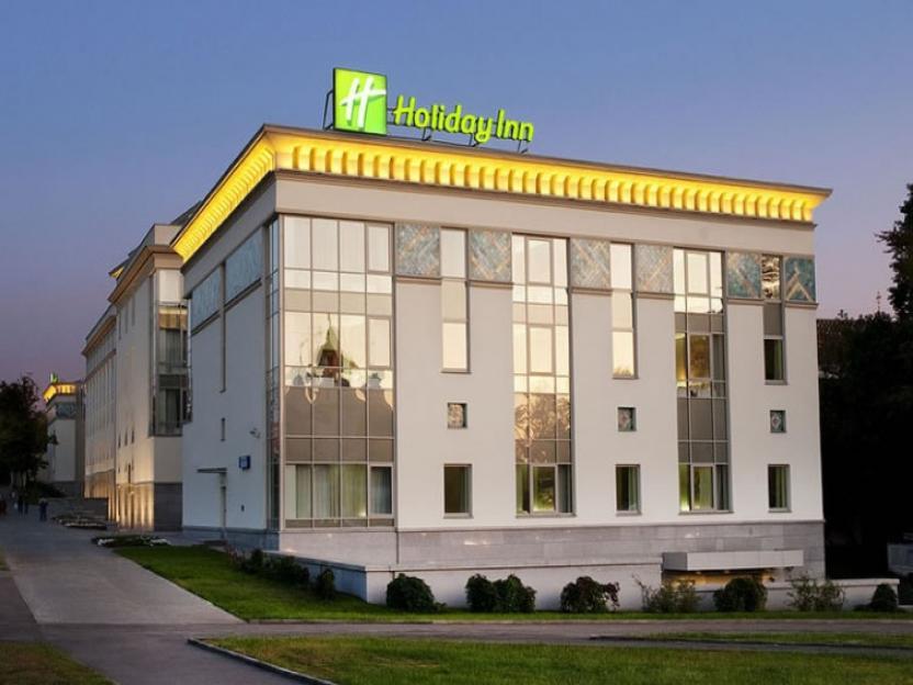Поездка в Москву — в Holiday Inn Moscow Tagansky
