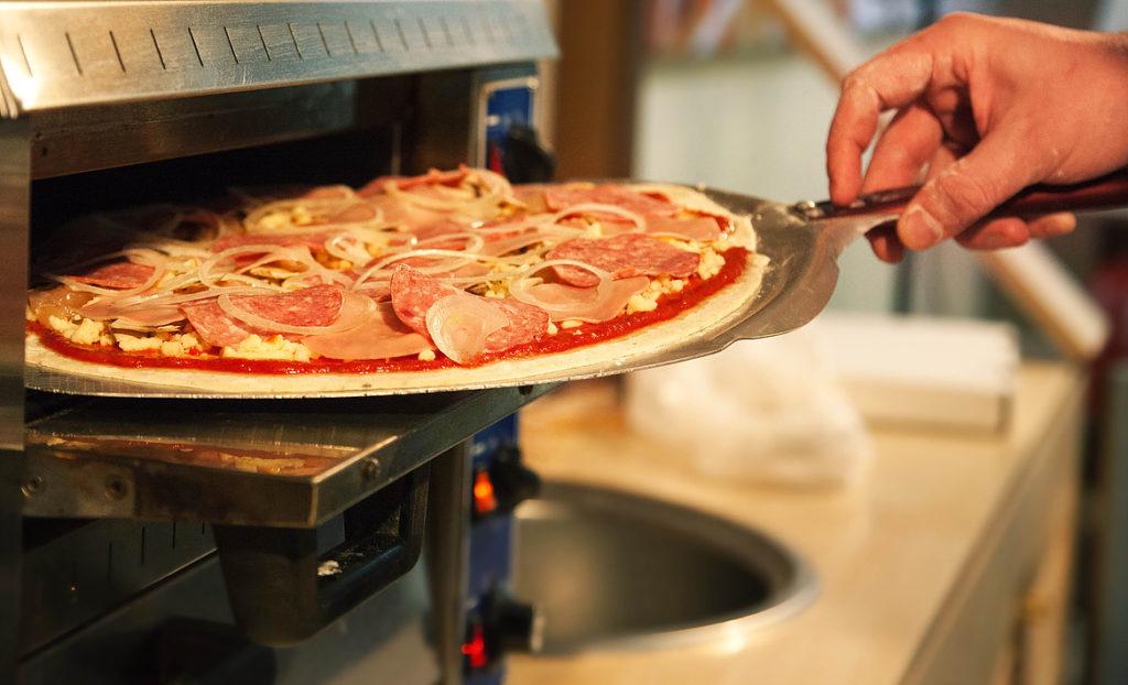 Топперс – доставка ароматной и вкусной пиццы