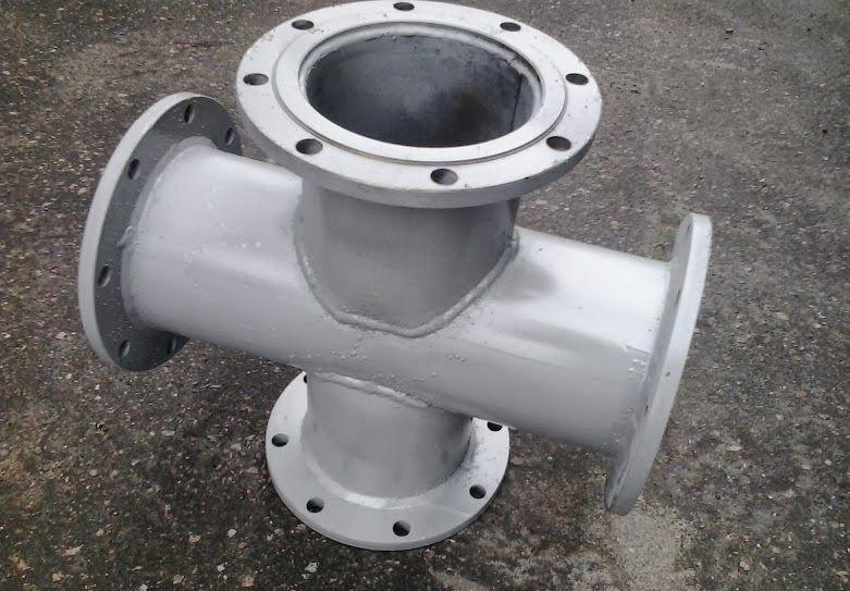 Виды фасонных изделий для трубопроводов