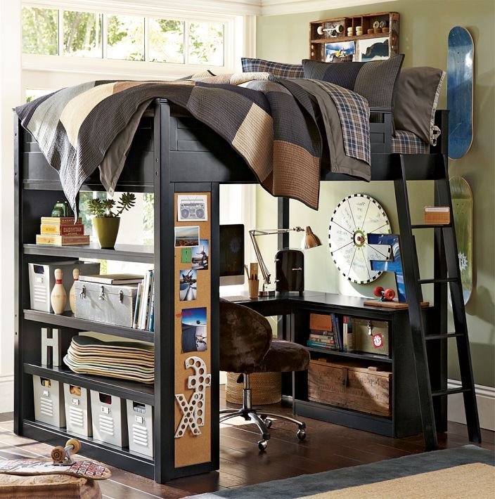 Кровать-Чердак – большой выбор качественной мебели