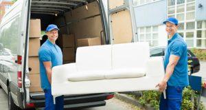 Услуга перевозки мебели от специализированной фирмы