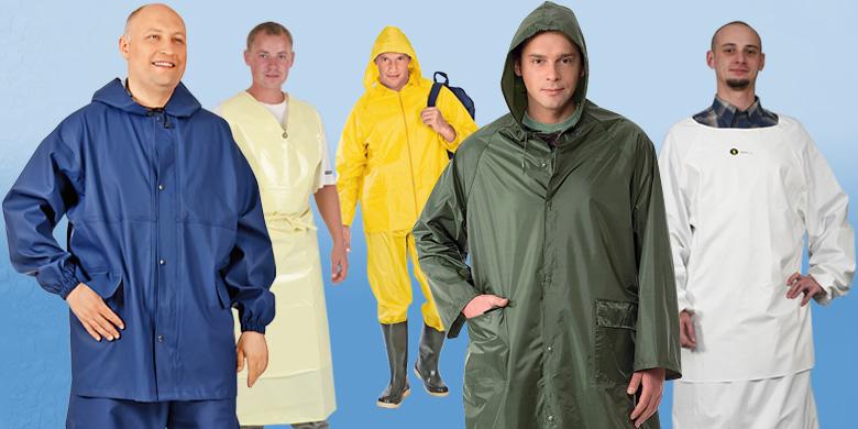 Самые популярные виды влагозащитной одежды