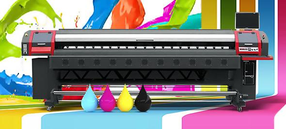 Печать на билбордах: виды используемых материалов и основная сфера применения