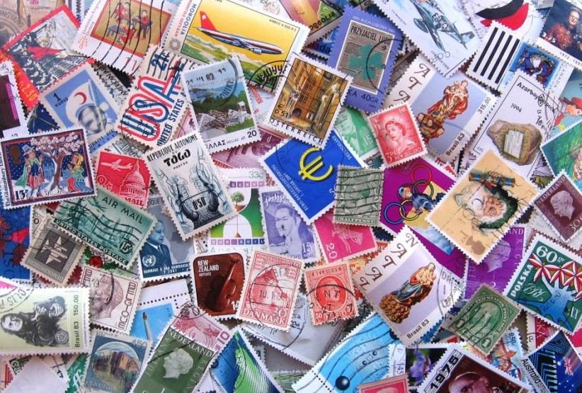 Почтовые марки на любую тематику и по доступной цене