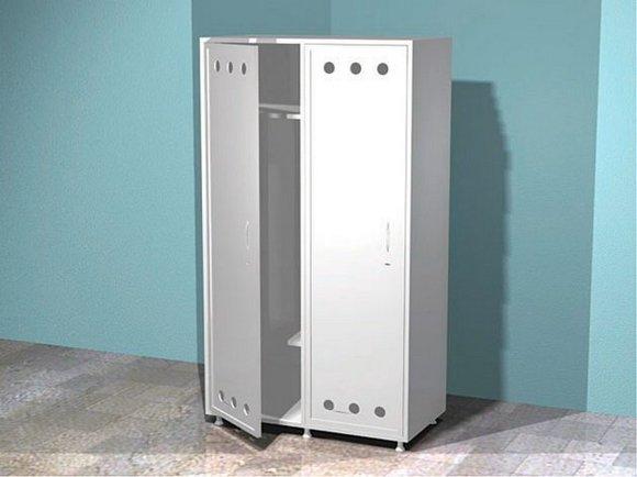 Изготовление металлических шкафов на заказ
