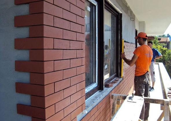 Почему клинкерная фасадная плитка пользуется большой популярностью