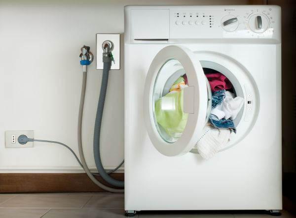 Где установить и как подключить стиральную машину