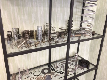 Производство пружин в Москве
