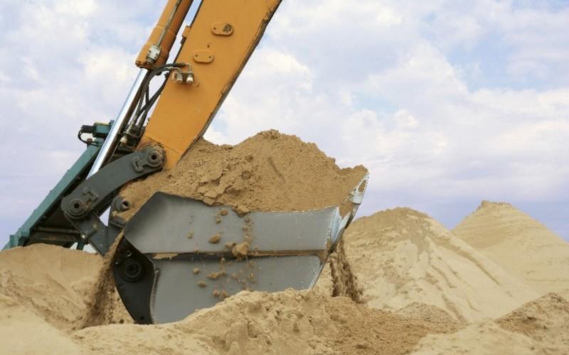 Основные виды и свойства строительного песка