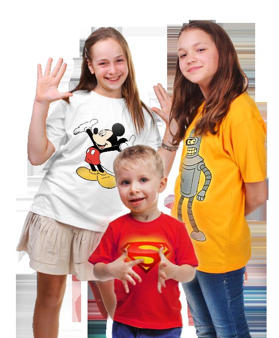 Детские футболки достойного качества по низкой цене