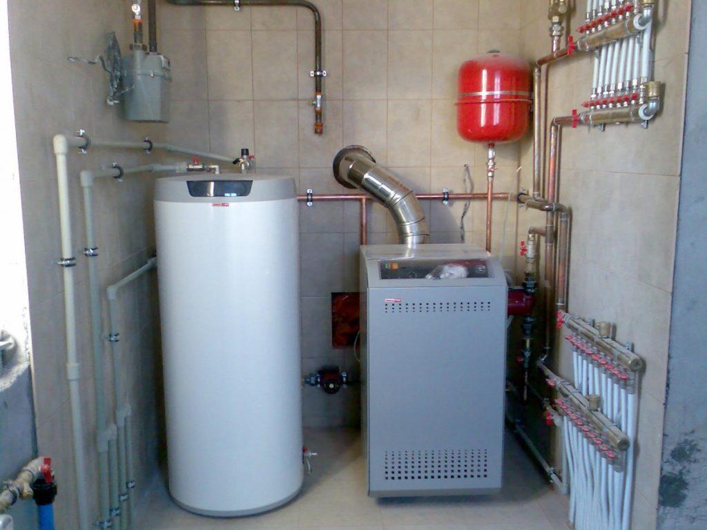 Системы отопления частного дома виды и монтаж