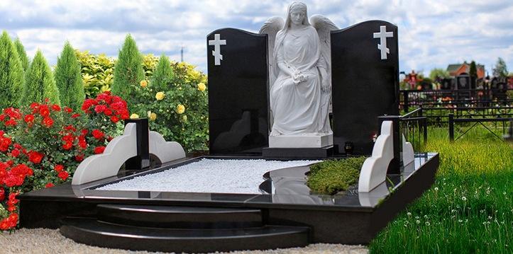 В какой компании заказать красивый памятник на могилу