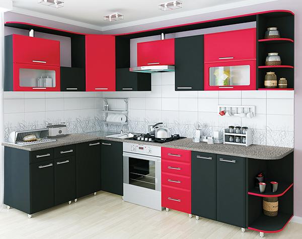 """Фабрика """"ZETTA"""" рада предложить широкий ассортимент кухонь по доступным ценам"""