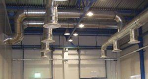 Какими могут быть вентиляционные системы помещения